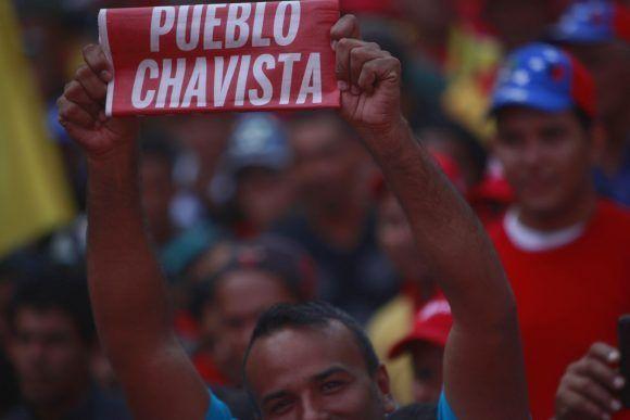 Risultati immagini per marcha chavista