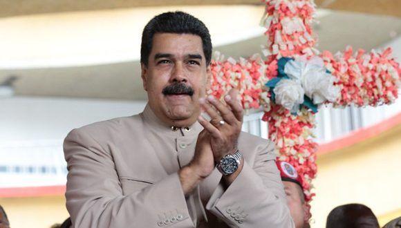 Nicolás Maduro. Foto: @PresidencialVen/ Twitter.