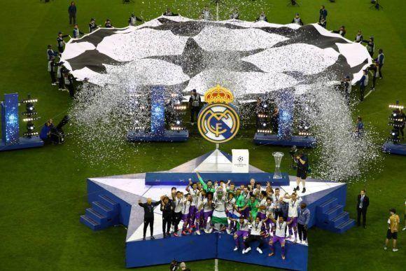 El Real Madrid ha ganado 12 Liga de Campeones, incluidas las dos últimas.