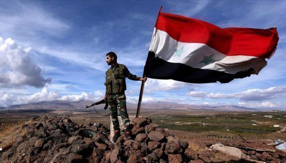 Al parecer, el fin del Estado Islámico en Siria está cerca. Foto tomada de HispanTV.