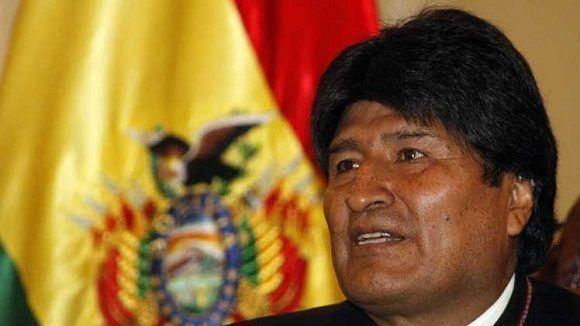 Evo Morales. Foto de Archivo / Reuters
