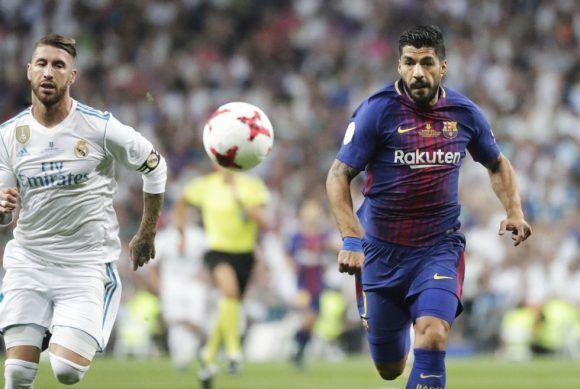 Suárez no tuvo un buen encuentro. Foto: Álvaro García.