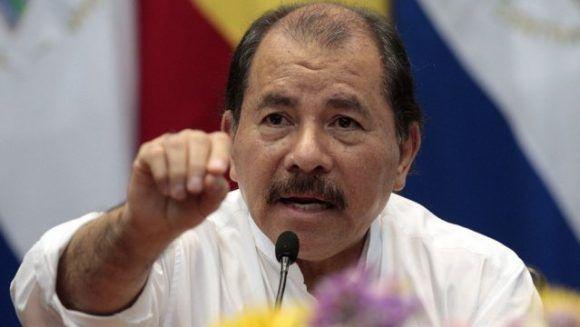 Daniel Ortega. Foto tomada de Impacto Latin News.