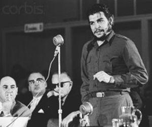 Che ratificó la disposición histórica y consecuente de Cuba hasta nuestros días de dialogar con los Estados Unidos sobre la base de los principios de igualdad soberana. Foto: Bohemia / Archivo