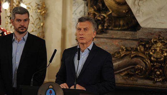 Los seguidores de Mauricio Macri obtuvieron otra victoria electoral en Argentina. Foto: Jorge Sánchez/ El Clarín.