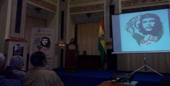 Resultado de imagen para Inauguran en Bolivia encuentro internacional por 50 años de la presencia del Che en ese país
