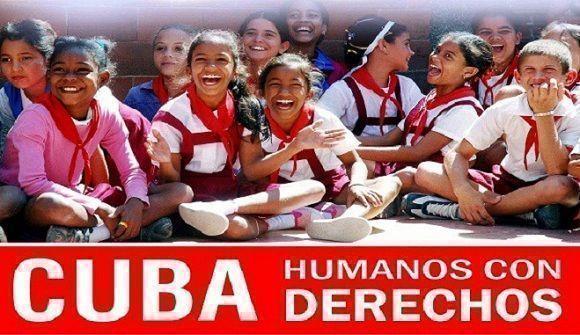 Este 10 de diciembre, se celebrará en el mundo los 69 años de La Declaración Universal de los Derechos Humanos. Foto: Juventud Rebelde