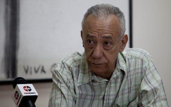 Fernando Martínez Heredia. Foto: Ismael Francisco/ Cubadebate