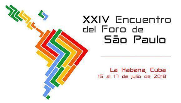 Resultado de imagen para XXIV Foro de Sao Paulo