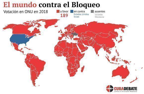 Minuto a Minuto: Naciones Unidas contra el bloqueo, segunda jornada