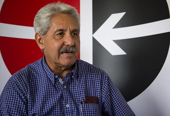 Doctor Francisco Durán, director nacional de Epidemiología del Minsap.