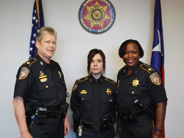 "Slideshow: A ""Major"" change at Harris County Sheriff's ..."