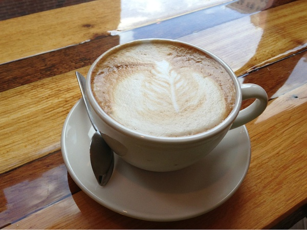 Stupid Good Coffee in downtown Dallas