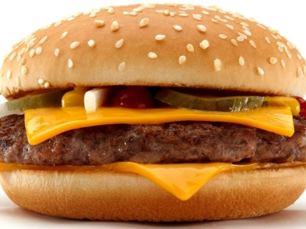 McDonald's get fresh with a familiar fast-food staple ...