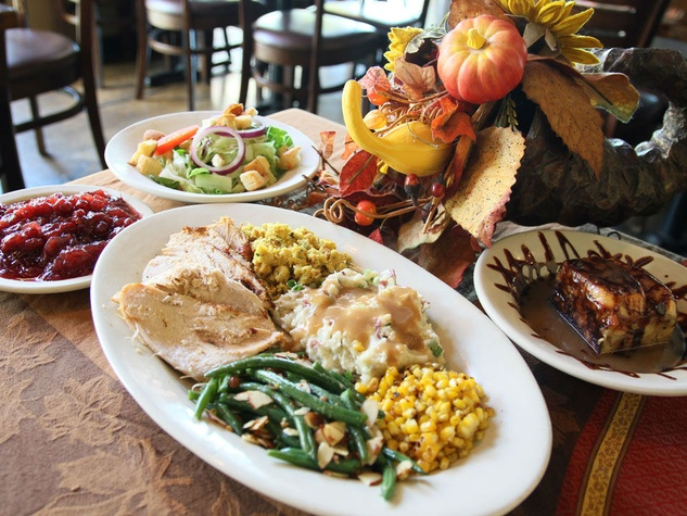 Thanksgiving Dinner Restaurants 2017