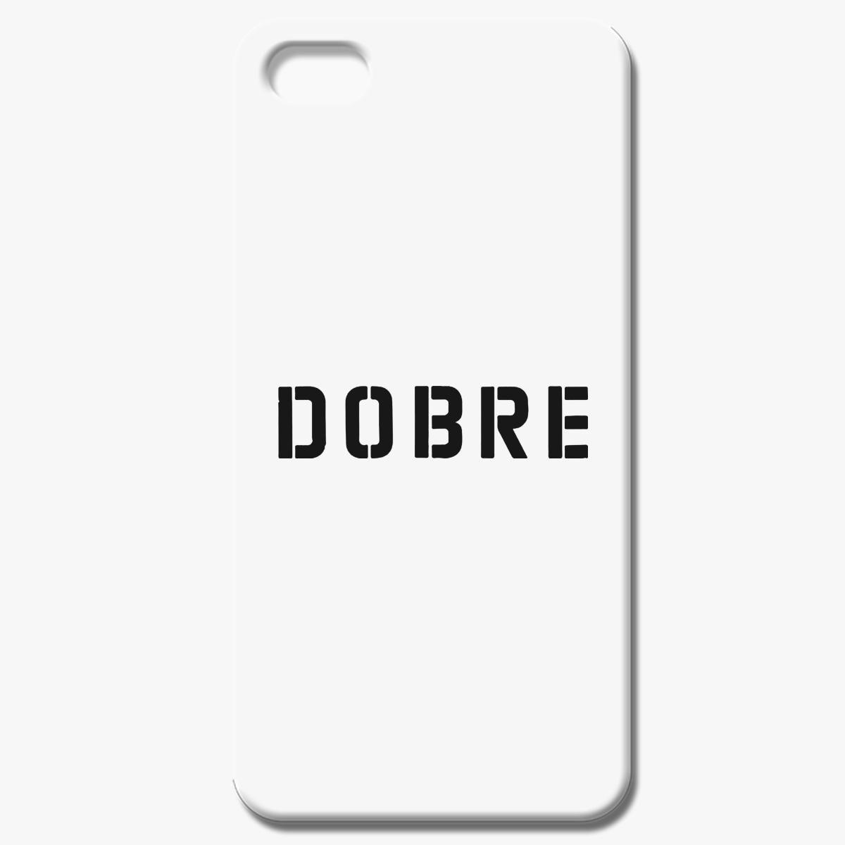 Dobre Twins Black Iphone 8 Case