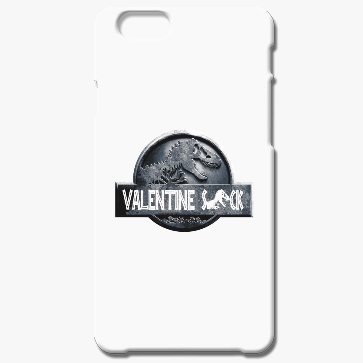 Valentine Jurassic Sck Iphone 6 6s Plus Case
