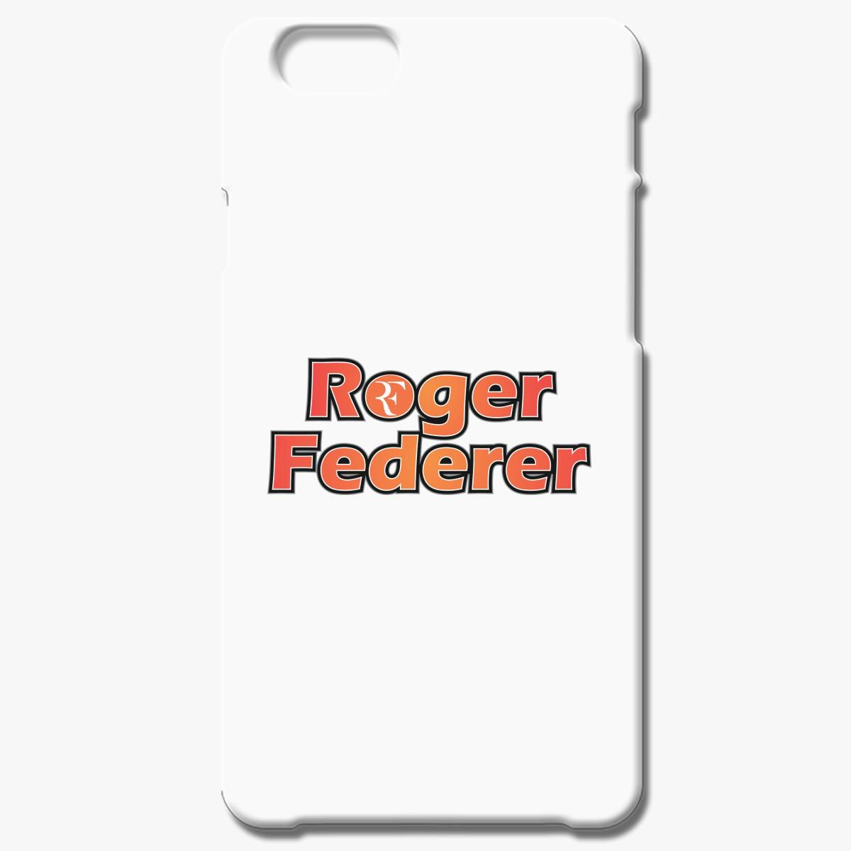 Roger Federer Rf Iphone 6 6s Case