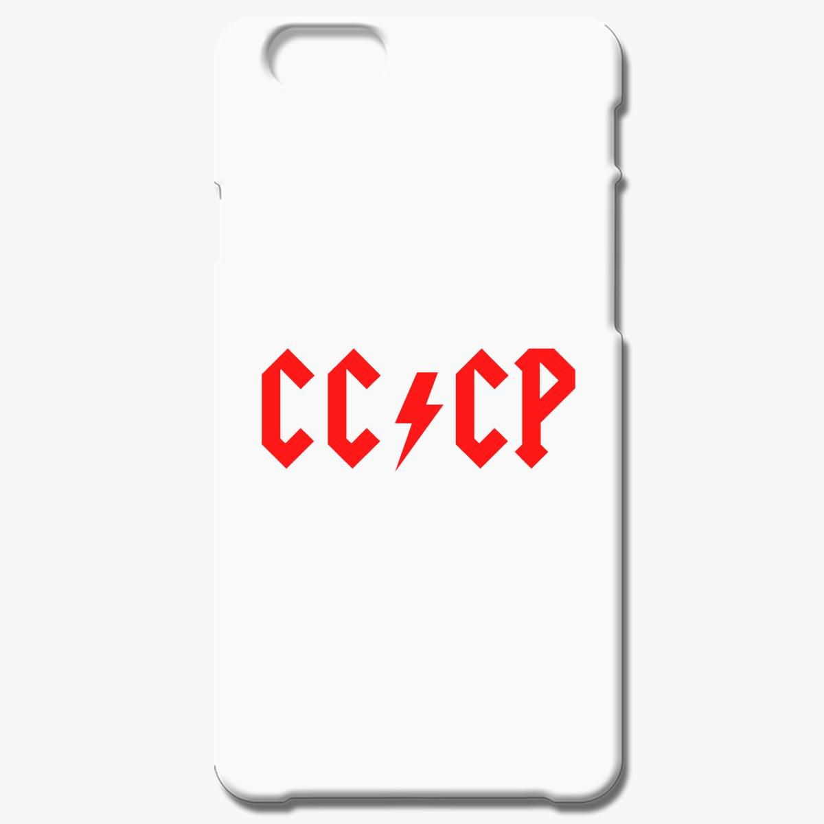 Cccp Iphone 7 Plus Case
