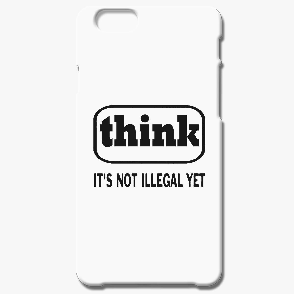 Think Iphone 6 6s Case