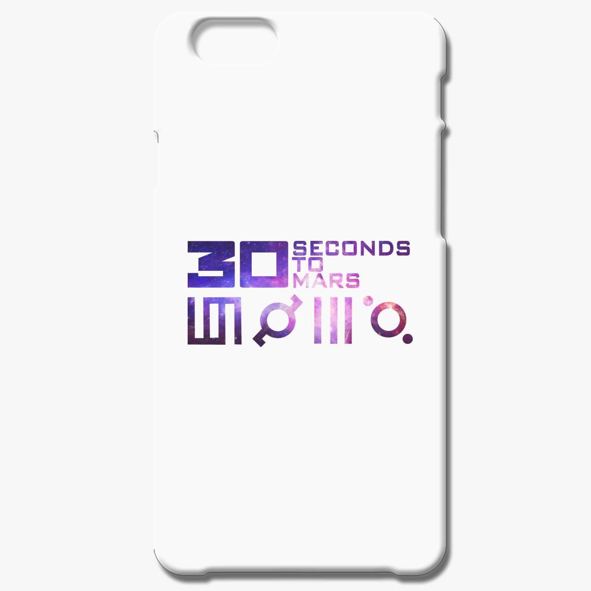 30 Seconds To Mars Iphone 6 6s Plus Case