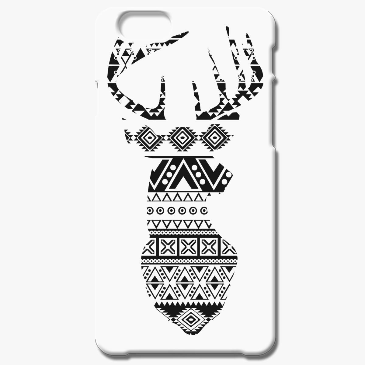 Deer Aztec Pattern Iphone 6 6s Plus Case