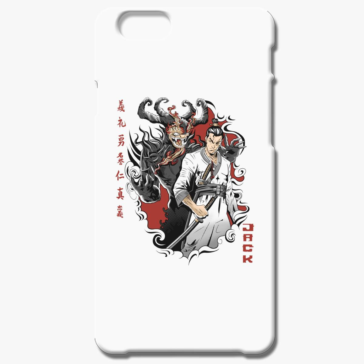 Samurai Jack Iphone 6 6s Plus Case