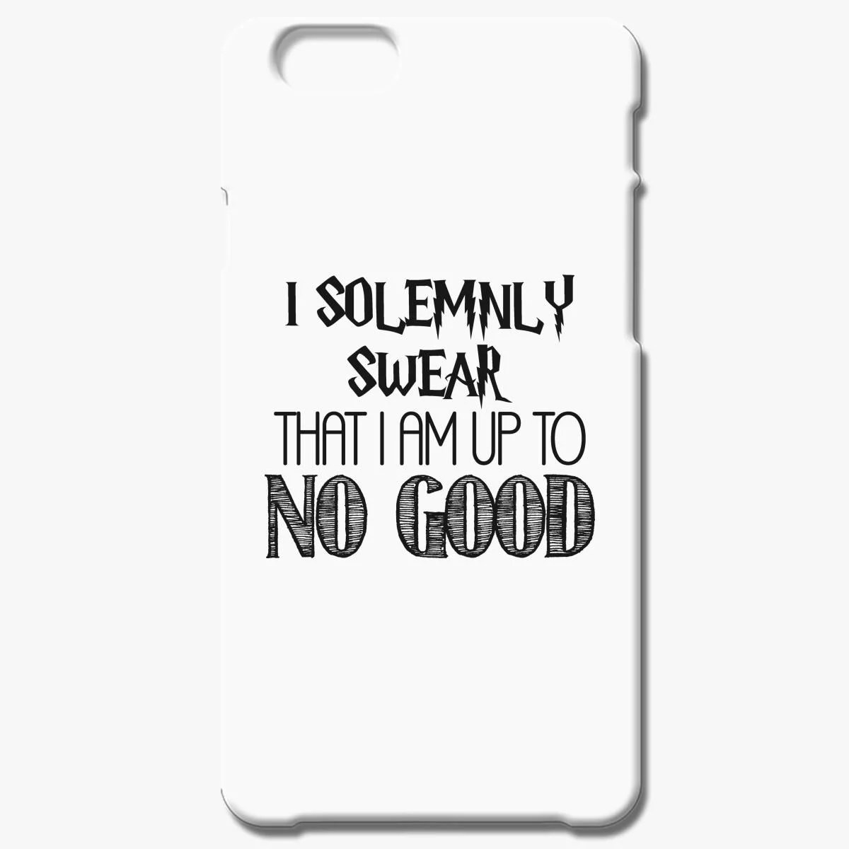 I Solemnly Swear That I M Up To No Good Iphone 6 6s Case