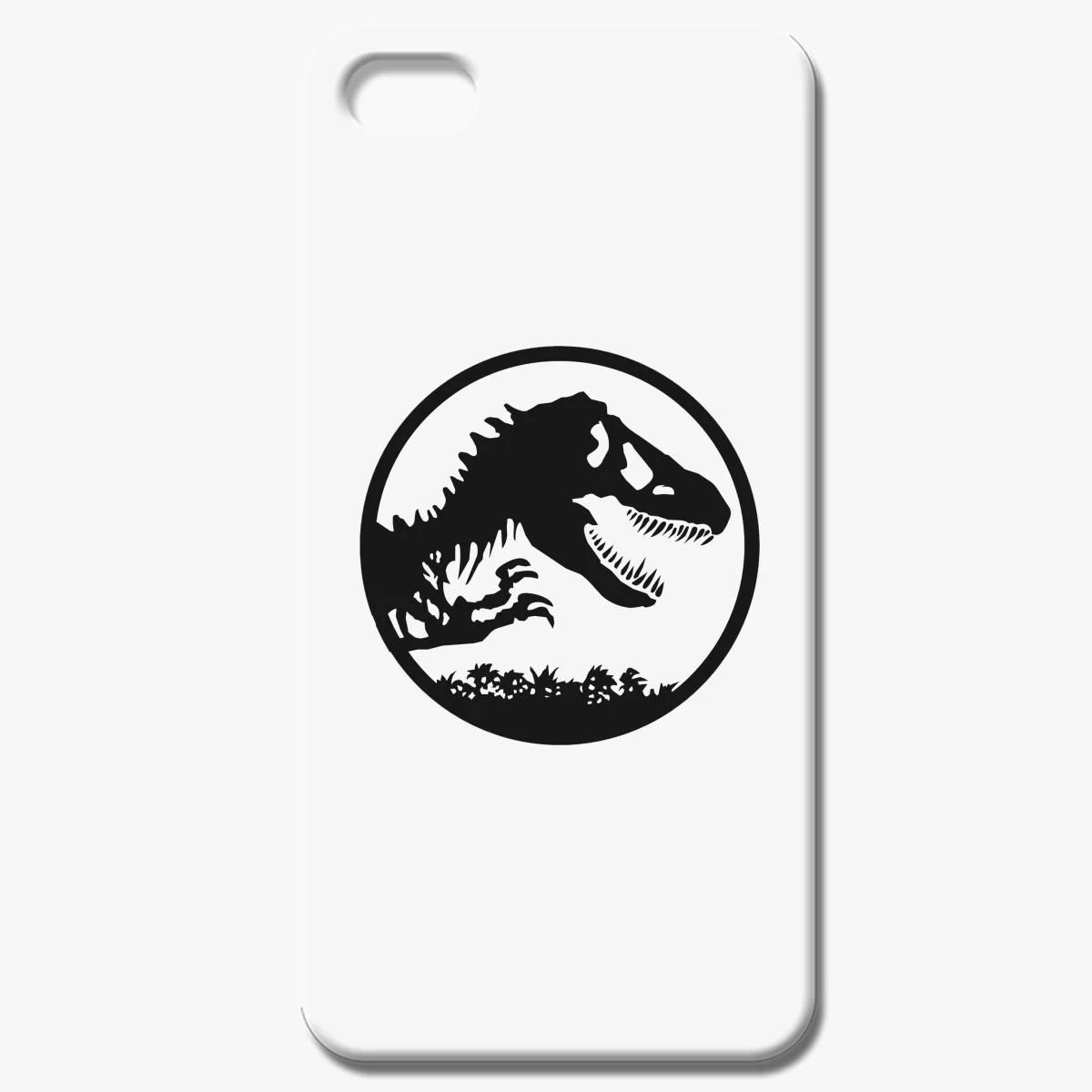 Jurassic Park Logo Iphone 7 Case