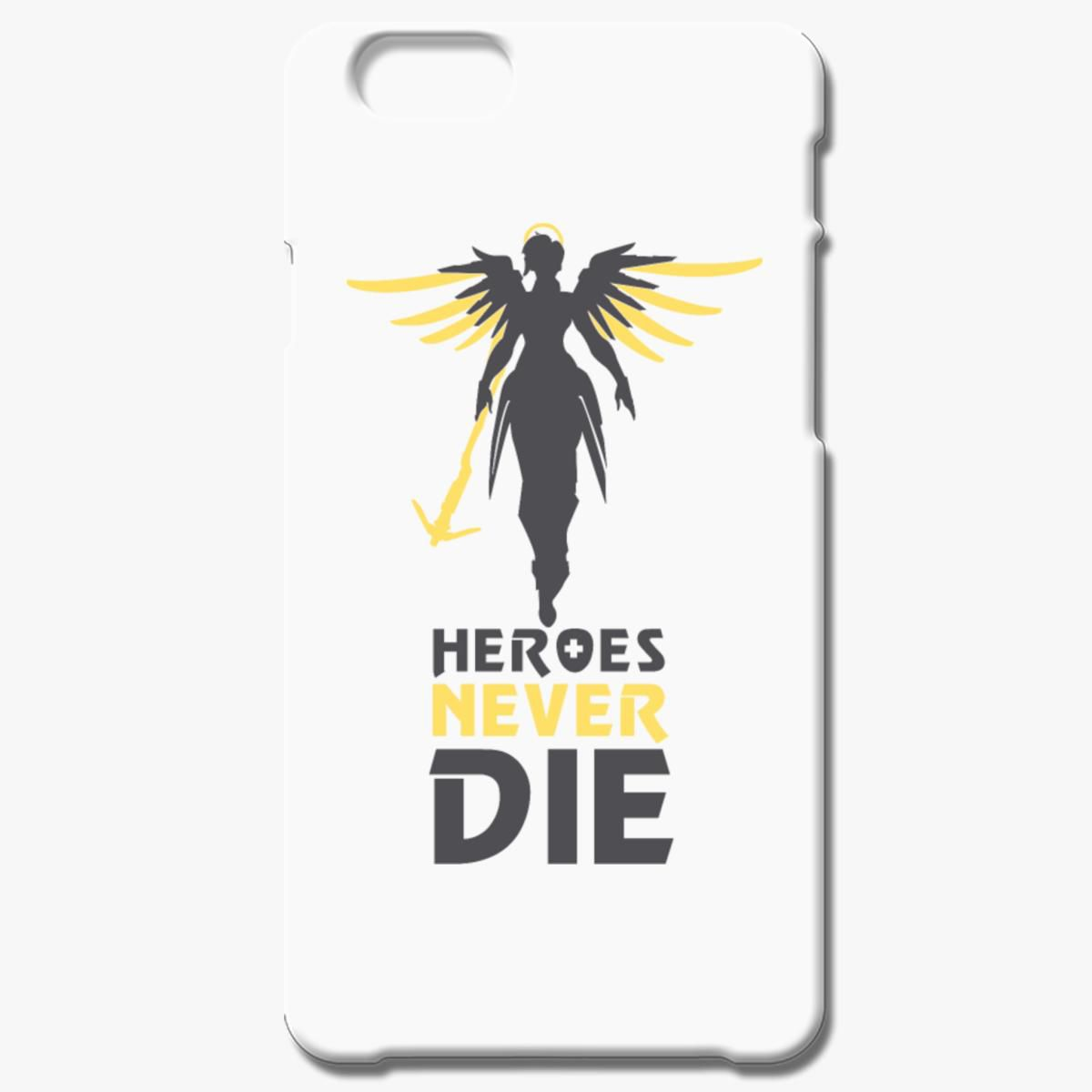 Heroes Never Iphone 6 6s Plus Case