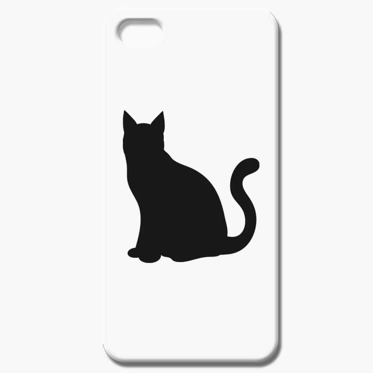 Cat Siluet Iphone 8 Case