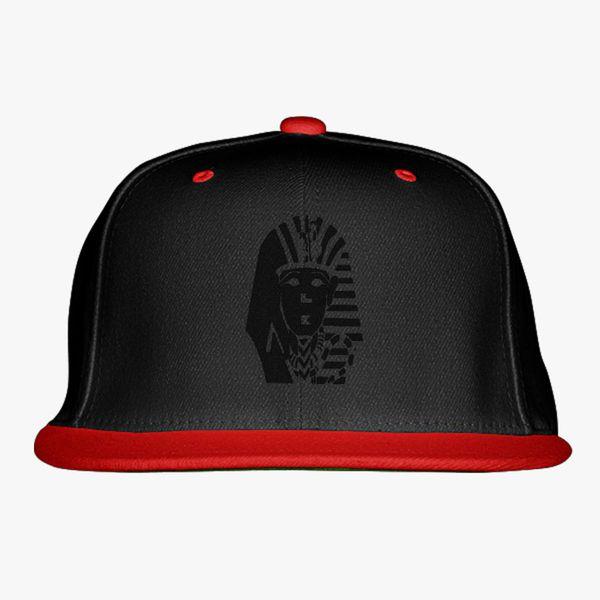 Blaxk Red Last King Snapback