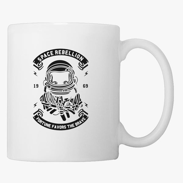 Space Rebellion Coffee Mug | Customon.com