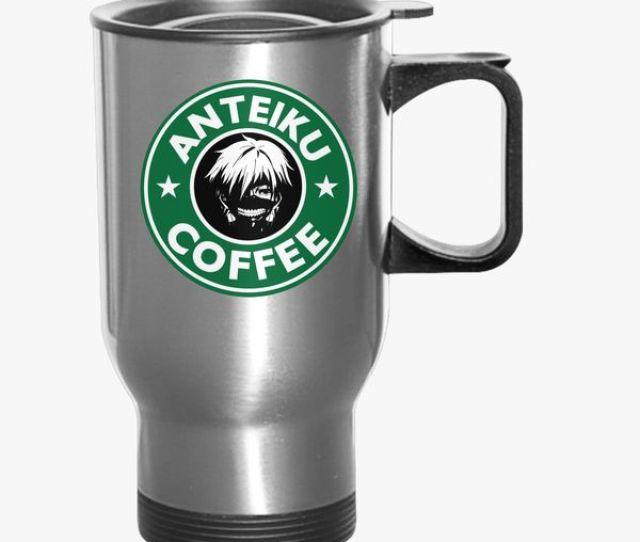 Tokyo Ghuol Anteiku Coffee Travel Mug