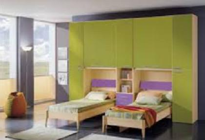 Camera da letto a ponte? Mobilandia Torino