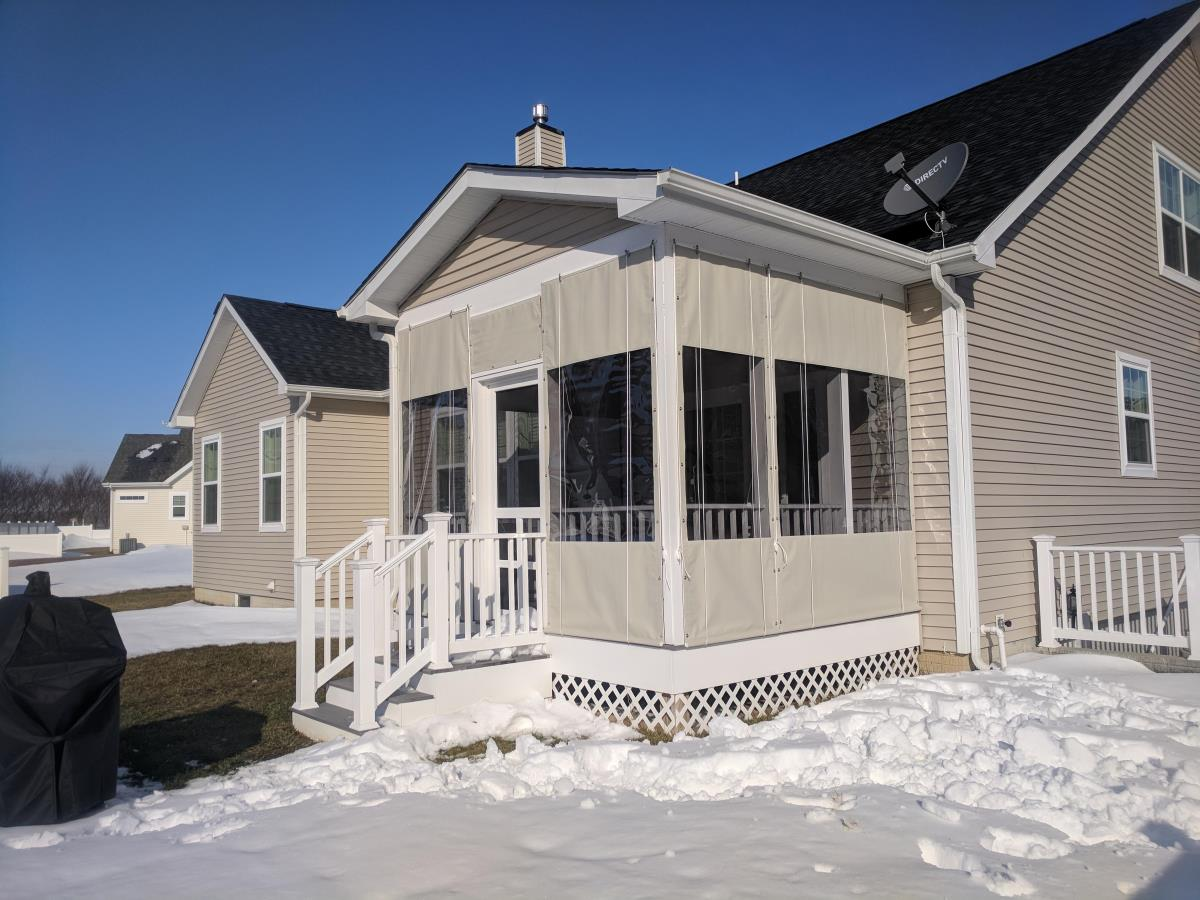 Porch Protection Systems, Seaford, DE - Cylex on Patio Cover Ideas For Winter id=96529
