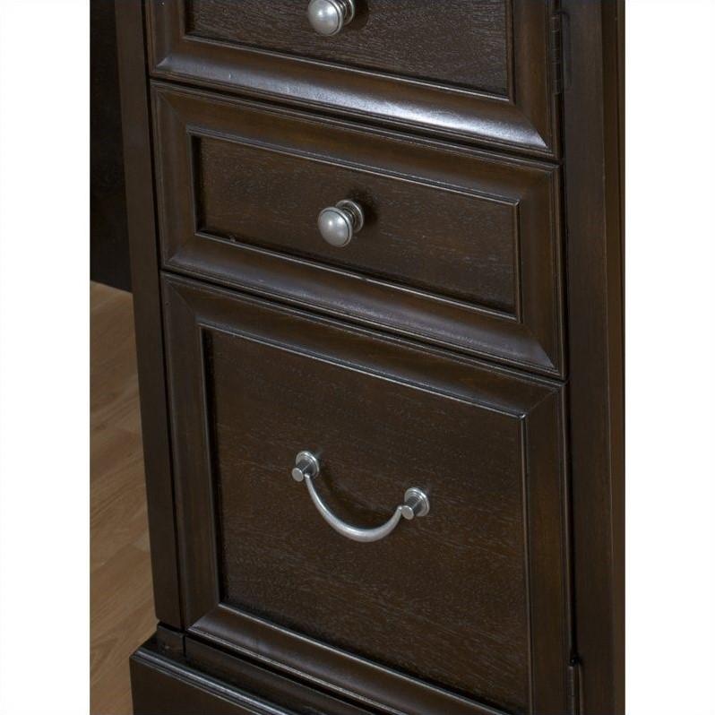 Martin Furniture Fulton 68 RHF L Shaped Executive Desk In