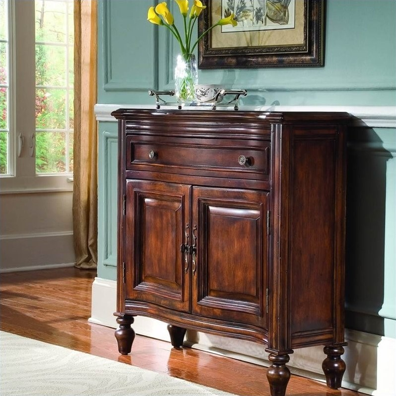 Hooker Furniture Seven Seas Wood Top Hall Chest 500 50 574