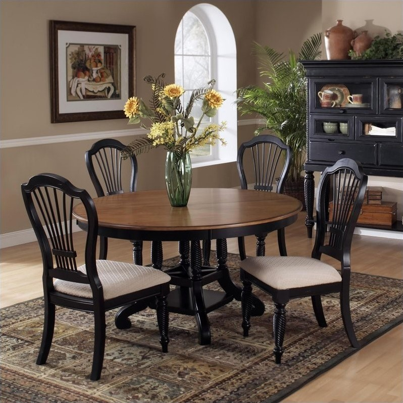 Dining Room Appealing White Table Chairs Design