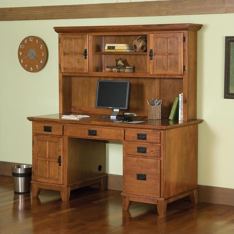 Furniture Computer Desk With Hutch 5180 184