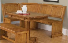 19 Breathtaking Kitchen Bench Table That You'll Fall In Love With Them