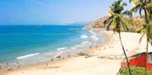 Cheap flights and hotel to Goa