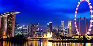 Cheap flights and hotel to Singapore