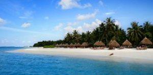 Cheap flights and hotel to Maldives