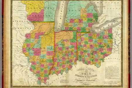 map of indiana and ohio map » Another Maps [Get Maps on HD] | Full ...
