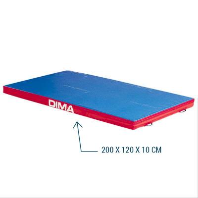 matelas de chute gymnastique eps dima 200x120x10 cm