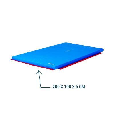 tapis de gym epaisseur 5 cm dima 200 x 100