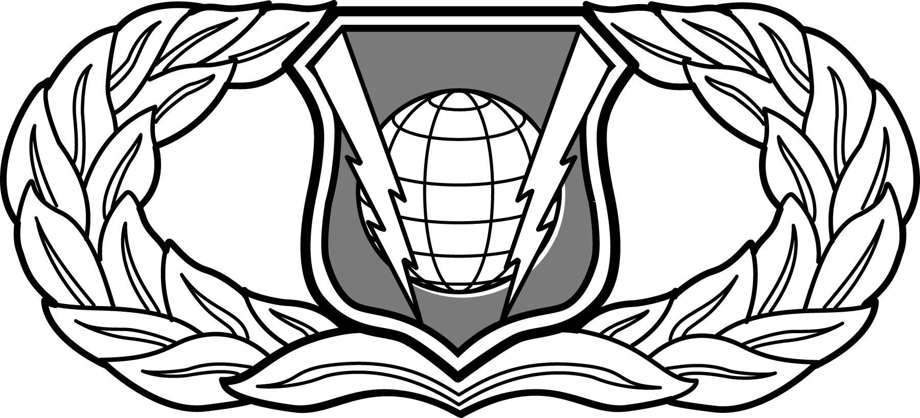 Command And Control Badge