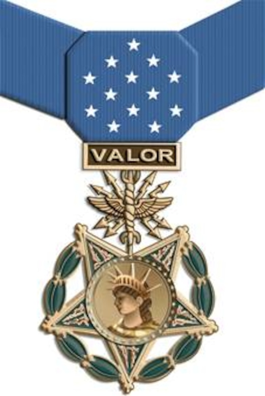 Medal of Honor Awards in the Air Force > National Museum ...