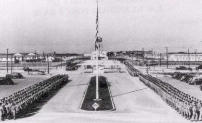 Amarillo Texas Military Base